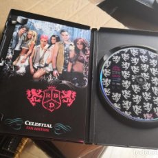 Cine: REBELDE CELESTIAL RBD FAN EDITION DVD. Lote 130197335