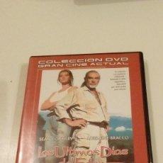 Cine: C-PFD84 DVD PELICULA LOS ULTIMOS DIAS DEL EDEN. Lote 130218403