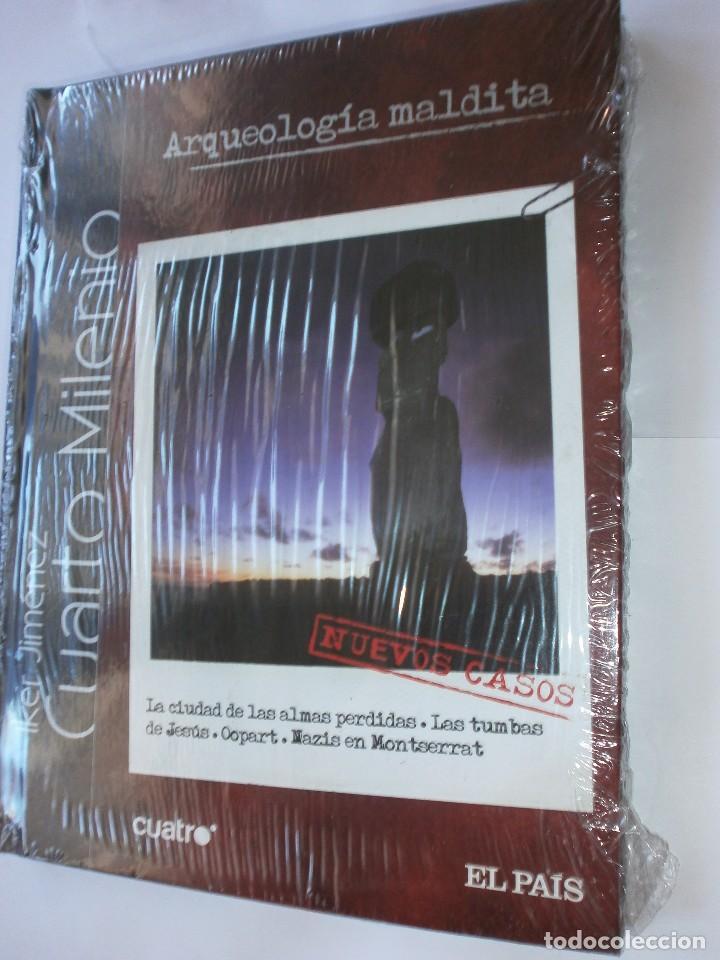 cuarto milenio arqueologia maldita - Comprar Películas en DVD en ...