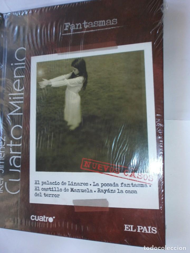 cuarto milenio fantasmas - Comprar Películas en DVD en todocoleccion ...