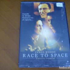 Cine: RACE TO SPACE ( DVD ). Lote 130252710