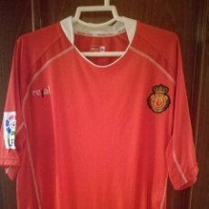 Cine: REAL MALLORCA 2XL CAMISETA FUTBOL FOOTBALL SHIRT FUSSBALL TRIKOT. Lote 130266066