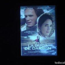 Cine: LA DUDA DE DARWIN - DVD COMO NUEVO. Lote 130277110