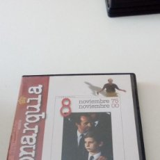 Cine: C-PFD84 DVD LA MONARQUIA ESPAÑOLA 25 AÑOS DEL REINADO DE JUAN CARLOS I . Lote 130334998