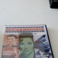 Cinéma: C-PFD84 DVD NUEVO PRECINTADO ALARMA EN EL EXPRESO SE DIVORCIA EL ELLA MIENTRAS LAS NUBES SIGAN PASAN. Lote 130337362