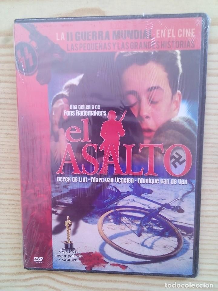 EL ASALTO - LA II GUERRA MUNDIAL EN EL CINE DVD (Cine - Películas - DVD)