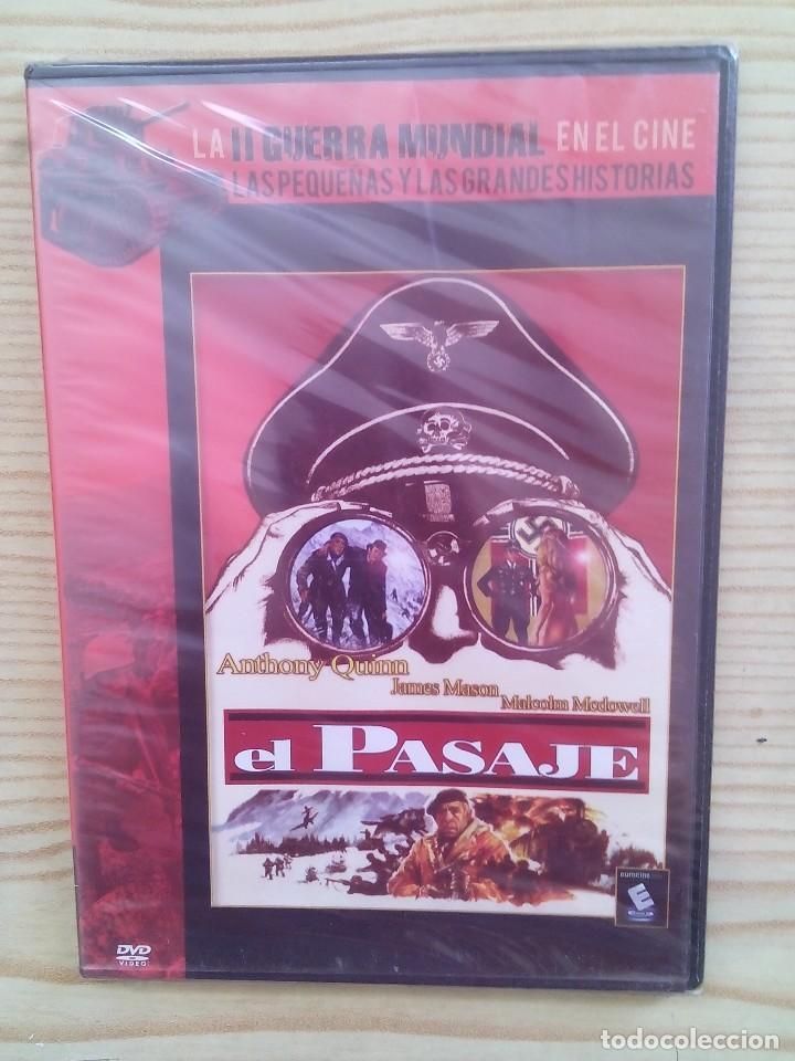 EL PASAJE - LA II GUERRA MUNDIAL EN EL CINE DVD (Cine - Películas - DVD)
