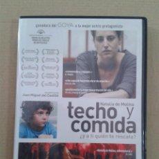 Cine: TECHO Y COMIDA. NATALIA DE MOLINA. Lote 130481474