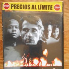 Cine: DVD EL CUARTO ANGEL - JEREMY IRONS - NUEVA, PRECINTADA (CU). Lote 130488074