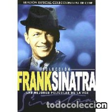 Cine: FRANK SINATRA: COLLECTION (10 DVDS + 1 CD + 1 CAMISETA). Lote 130501050