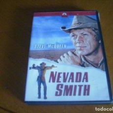 Cine: NEVADA SMITH / STEVE MCQUEEN ( DVD ) EXCELENTE WESTERS. Lote 130520930