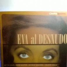 Cinéma: EVA AL DESNUDO EDICION ESPECIAL DOS DISCOS DVD. Lote 130525042