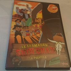 Cine: LE LLAMABAN SHIN CHAN LA PELÍCULA 2 DVDS. Lote 130563882