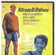 Cine: DVD CINE - SAETA RUBIA - ALFREDO DI STEFANO. Lote 130606374