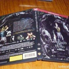 Cine: EL LABERINTO DEL FAUNO . DVD - PEDIDO MINIMO 6 EUROS. Lote 130611650