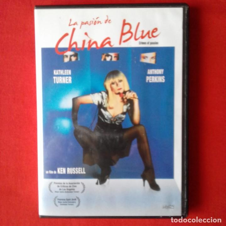 LA PASION DE CHINA BLUE. KEN RUSSELL (Cine - Películas - DVD)