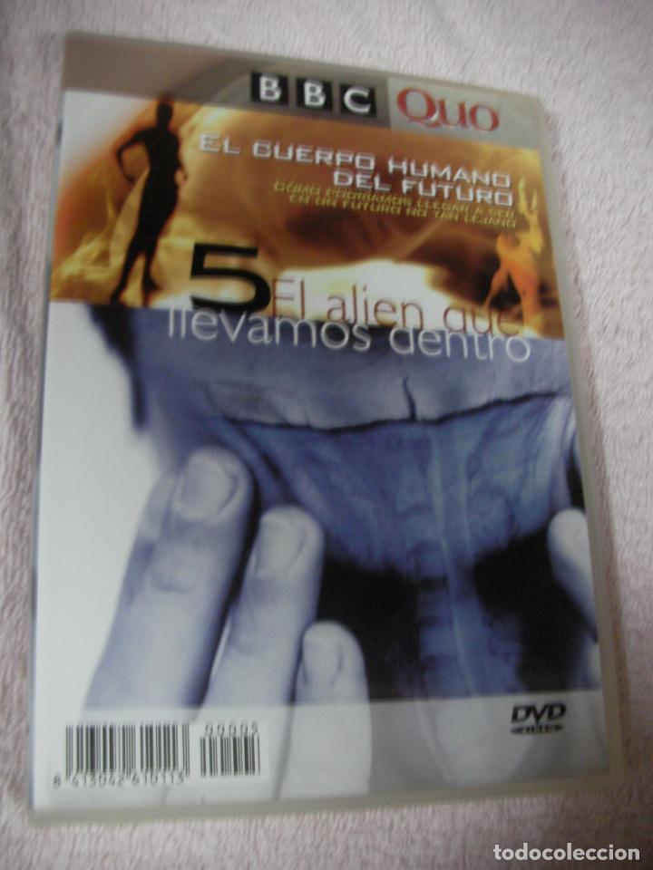 documental dvd - el cuerpo humano del futuro - - Comprar Películas ...