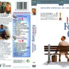 Cine: DVD FORREST GUMP. Lote 130645365