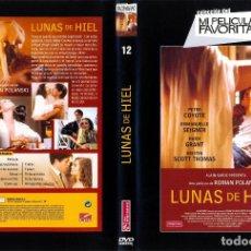 Cine: DVD LUNAS DE HIEL. Lote 130645983