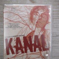 Cine: KANAL - ANDRZEJ WAJDA - PREMIO CANNES 1957 DESCATALOGADA . Lote 130702679