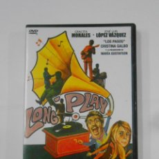 Cine: LONG PLAY. GRACITA MORALES. JOSE LUIS LOPEZ VAZQUEZ. DVD. TDKV19. Lote 130712674