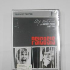 Cine: PSICOSIS. ALFRED HITCHCOCK COLLECTION. ANTHONY PERKINS. JANET LEIGH. DVD. NUEVO PRECINTADO. TDKV7. Lote 130721429