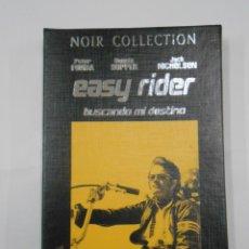 Cine: EASY READER. BUSCANDO MI DESTINO. NOIR COLLECTION. EDICION ESPECIAL. PETER FONDA. DVD. TDKV7. Lote 130721719