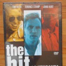 Cine: DVD THE HIT LA VENGANZA - TIM ROTH, JOHN HURT - NUEVA, PRECINTADA (9D). Lote 130801304