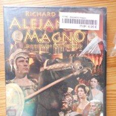 Cine: DVD ALEJANDRO MAGNO - RICHARD BURTON - NUEVA, PRECINTADA (CZ). Lote 130844720
