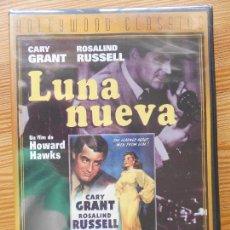 Cine: DVD LUNA NUEVA - CARY GRANT, HOWARD HAWKS - NUEVA, PRECINTADA (DB). Lote 130858812