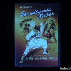 Cine: LAS MIL Y UNA NOCHES - DVD COMO NUEVO. Lote 130866428