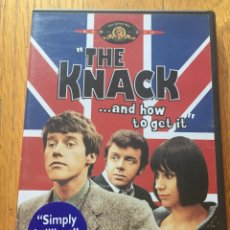 Cine: THE KANCK, AND HOW TO GET IT, IMPORTACION. Lote 130932640