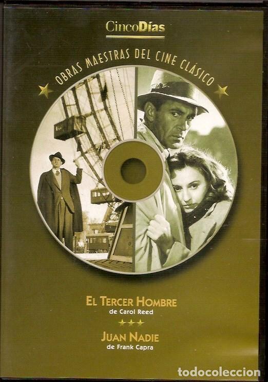 2 PELICULAS EN DVD - CLASICOS DE CINE (Cine - Películas - DVD)