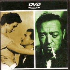 Cine: 2 PELICULAS EN DVD - CLASICOS DE CINE. Lote 130998928