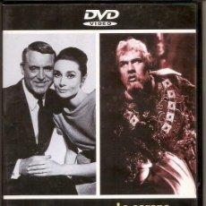 Cine: 2 PELICULAS EN DVD - CLASICOS DE CINE. Lote 130998960