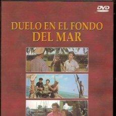 Cine: 1 PELICULA EN DVD - CLASICOS DE CINE -DUELO EN EL FONDO DEL MAR. Lote 130999316