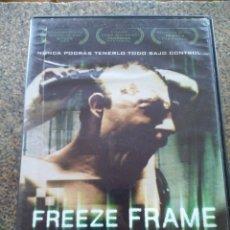 Cine: DVD -- FREEZE FRAME -- . Lote 131032572
