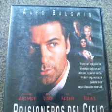 Cine: DVD -- PRISIONEROS DEL CIELO -- ALEC BALDWIN -- . Lote 131032644