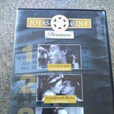 Cine: DVD -- DRAMAS -- LA SAL DE LA TIERRA / LOS PELIGROS DE PAULINA / CARTA DE PRESENTACION -- . Lote 131032812