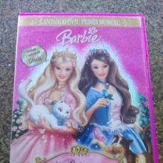 Cine: DVD -- BARBIE -- LA PRINCESA Y LA COSTURERA -- . Lote 131032972
