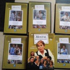 Cine: SERIE TV HOSTAL ROYAL MANZANARES - LINA MORGAN VOLUMEN 2 CON 5 DVD EN CAJA - ORIGINAL BUEN ESTADO. Lote 131082616