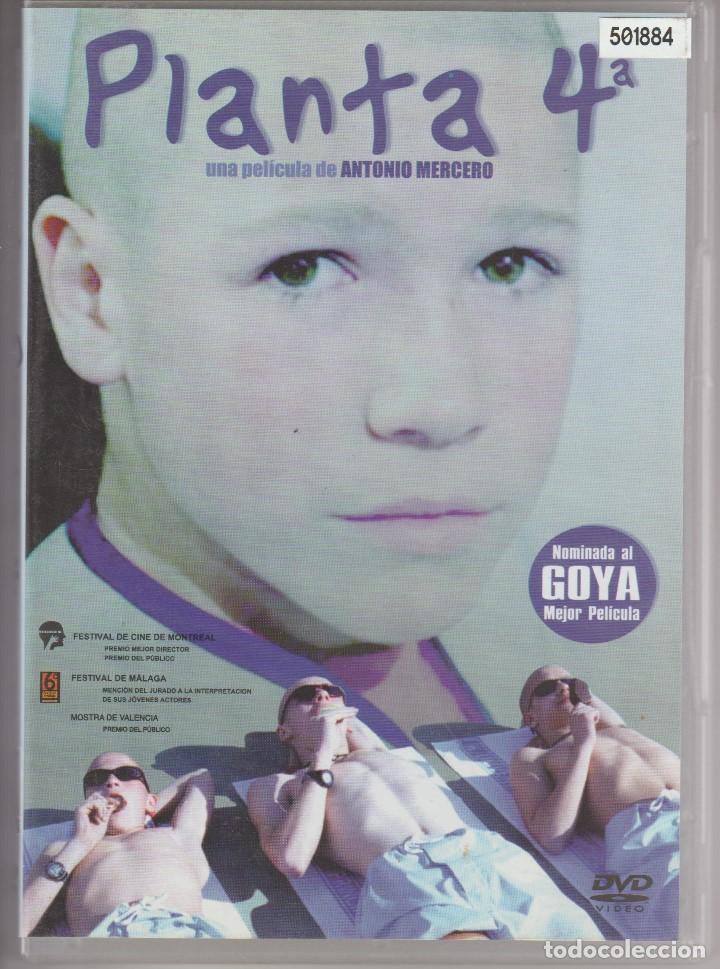 DVD ... PLANTA 4ª ... ANTONIO MERCERO