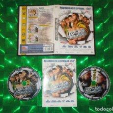 Cine: JAY Y BOB SILENCIOSO CONTRAATACAN - 2 DVD - LAUREN FILMS - BEN AFFLECK - SHANNON ELISABETH .... Lote 131165632