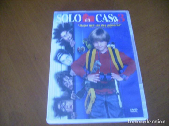 Solo En Casa 3 Dvd Vendido En Venta Directa 131169048