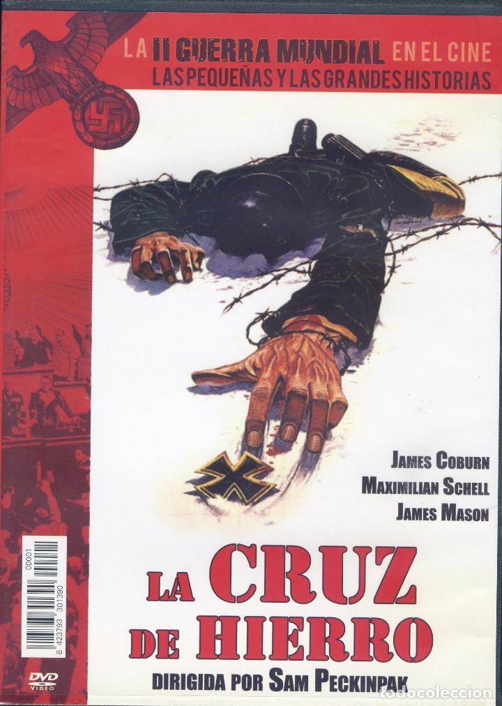 LA CRUZ DE HIERRO (1977) (Cine - Películas - DVD)