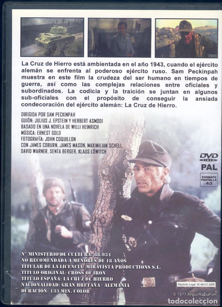 Cine: La cruz de Hierro (1977) - Foto 2 - 131188372