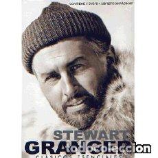 Cine: STEWART GRANGER CLÁSICOS ESENCIALES (5 DVDS) LAS MINAS DEL REY SALOMON - LOS CONTRABANDISTAS DE.... Lote 131191984
