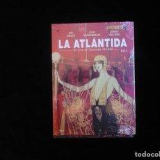 Cine: LA ATLANTIDA 1921 ORIGENES DEL CINE - DVD NUEVO PRECINTADO. Lote 131333454