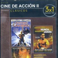 Cine: GRANDES DE ACCION II. Lote 131339634