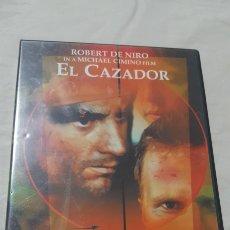 Cine: (S 65) EL CAZADOR - ROBERT DE NIRO (DVD SEGUNDAMANO). Lote 131464269